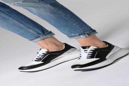 Sneakers Clergerie Affinite Nero immagine dal basso