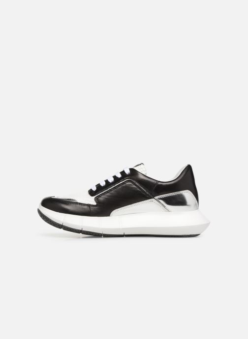 Sneakers Clergerie Affinite Nero immagine frontale
