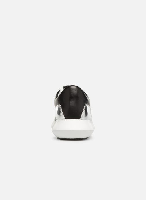 Sneakers Clergerie Affinite Nero immagine destra
