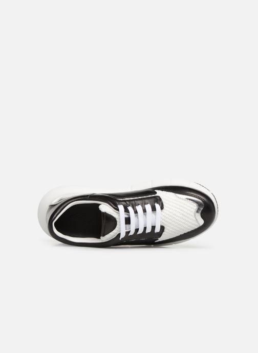 Sneakers Clergerie Affinite Nero immagine sinistra