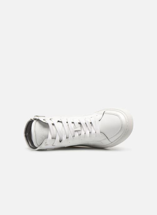 Sneakers Zadig & Voltaire ZV1747 High Fla Wit links
