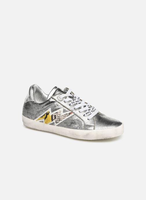 Sneakers Zadig & Voltaire Zadig Flash Ace Argento vedi dettaglio/paio