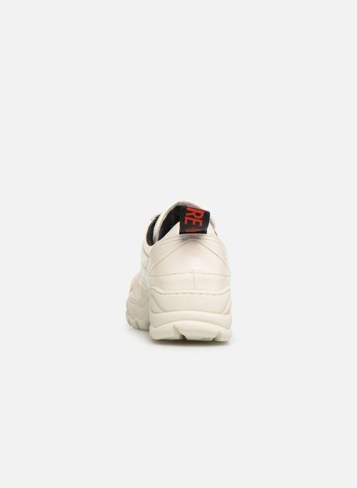 Baskets Zadig & Voltaire Blaze Blanc vue droite