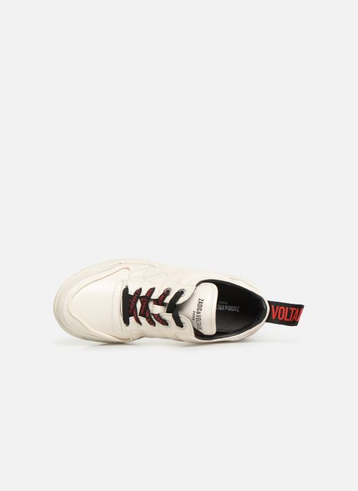 Sneakers Zadig & Voltaire Blaze Wit links