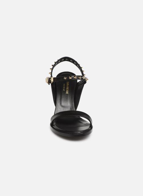 Sandales et nu-pieds Zadig & Voltaire Vogue Noir vue portées chaussures