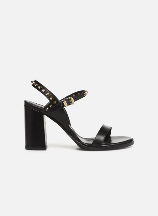 Sandales et nu-pieds Zadig & Voltaire Vogue Noir vue derrière