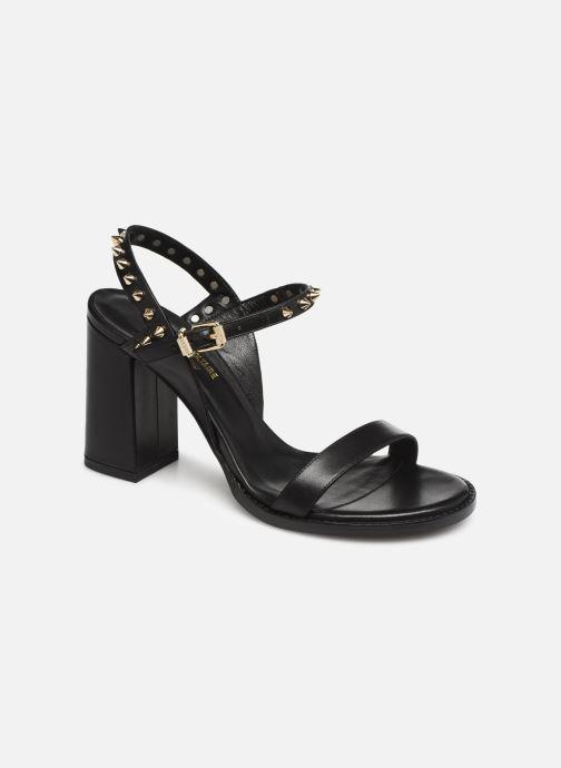 Sandales et nu-pieds Zadig & Voltaire Vogue Noir vue détail/paire