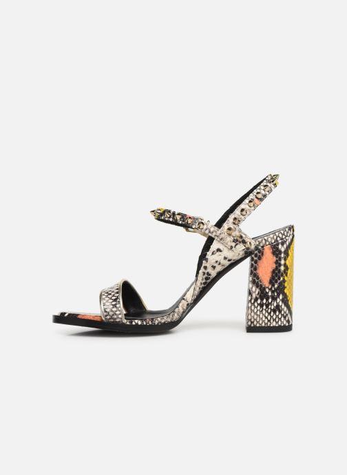 Sandales et nu-pieds Zadig & Voltaire Vogue Wild Multicolore vue face