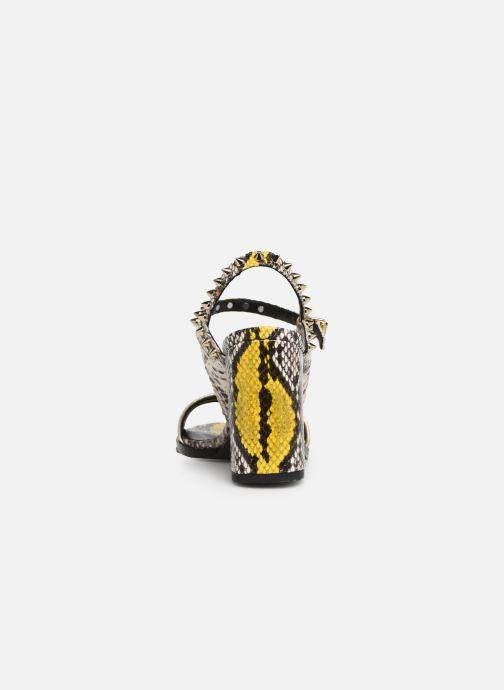 Sandales et nu-pieds Zadig & Voltaire Vogue Wild Multicolore vue droite