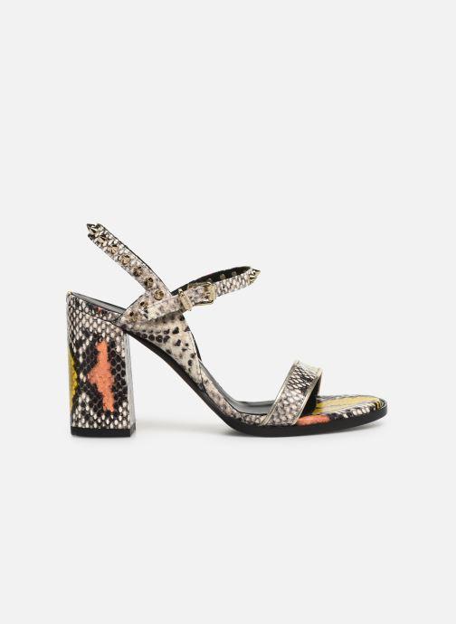 Sandales et nu-pieds Zadig & Voltaire Vogue Wild Multicolore vue derrière