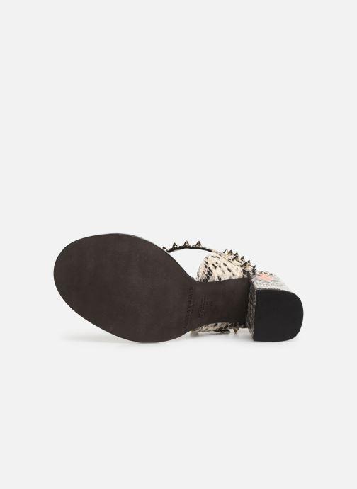Sandales et nu-pieds Zadig & Voltaire Vogue Wild Multicolore vue haut