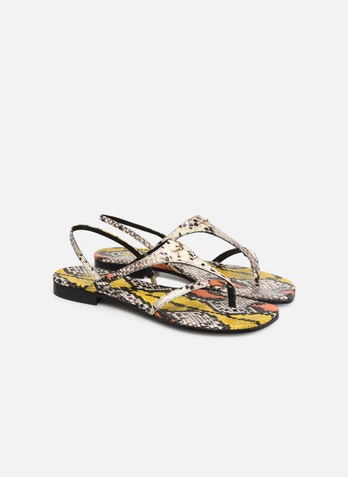 Sandales et nu-pieds Zadig & Voltaire DillonWild Multicolore vue 3/4