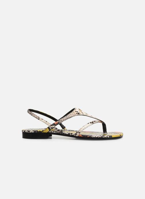 Sandales et nu-pieds Zadig & Voltaire DillonWild Multicolore vue derrière