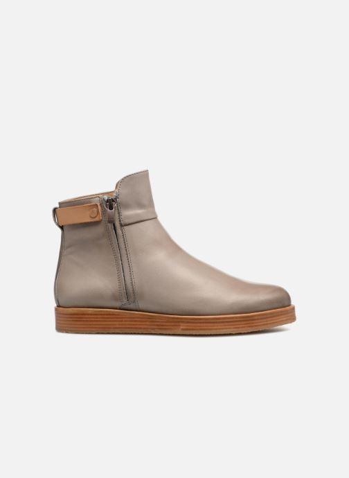 Boots en enkellaarsjes Neosens Baco S063 Grijs achterkant