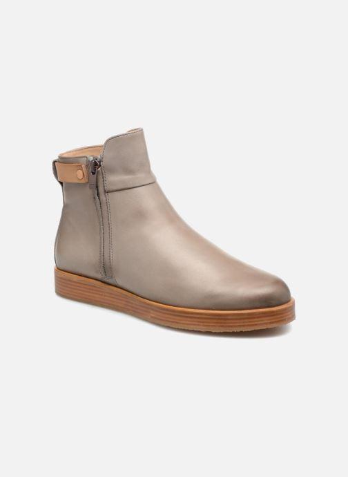 Boots en enkellaarsjes Neosens Baco S063 Grijs detail
