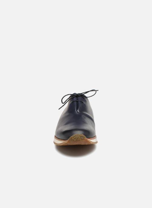 Chaussures à lacets Neosens Greco S496 Bleu vue portées chaussures
