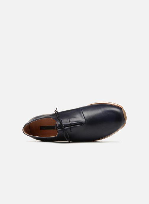 Chaussures à lacets Neosens Greco S496 Bleu vue gauche