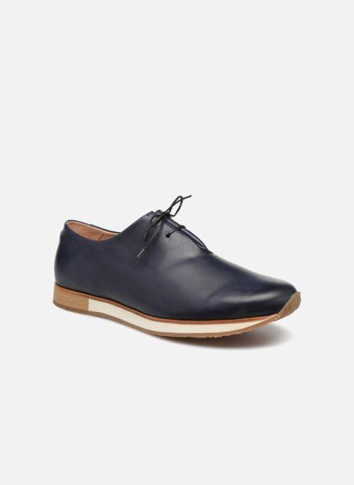 Chaussures à lacets Neosens Greco S496 Bleu vue détail/paire