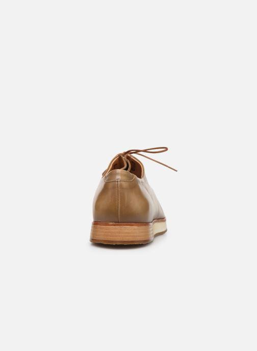Chaussures à lacets Neosens Greco S496 Beige vue droite