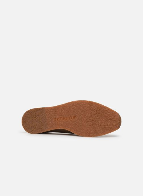 Chaussures à lacets Neosens Greco S496 Beige vue haut