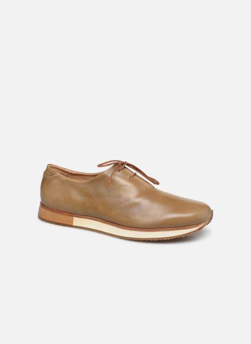 Chaussures à lacets Neosens Greco S496 Beige vue détail/paire
