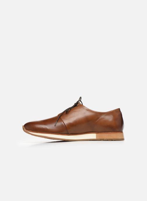 Chaussures à lacets Neosens Greco S496 Marron vue face