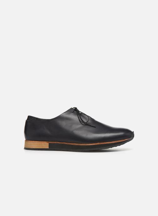 Zapatos con cordones Neosens Greco S496 Negro vistra trasera