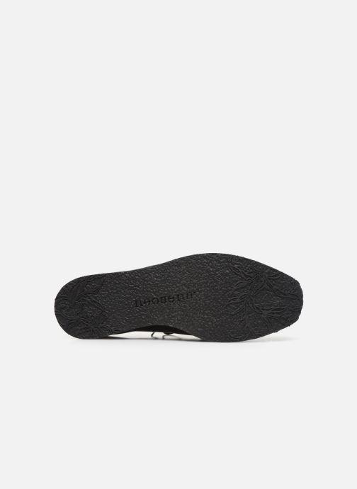 Chaussures à lacets Neosens Greco S496 Noir vue haut