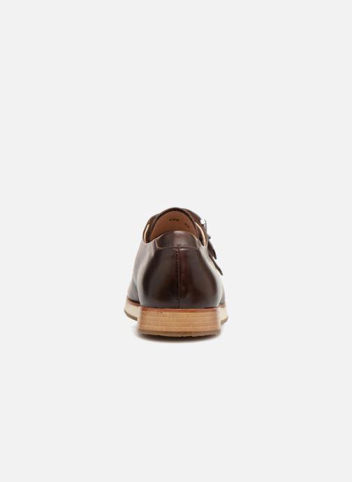 Gesp schoenen Neosens Greco S498 Bruin rechts