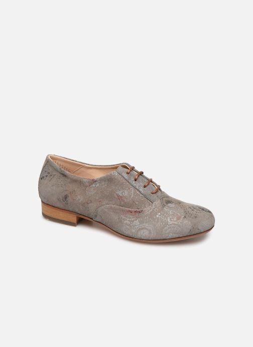 Zapatos con cordones Neosens Sultana S548 Gris vista de detalle / par