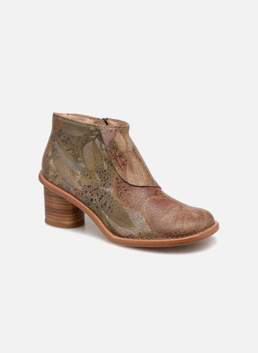 Boots en enkellaarsjes Neosens Debina S562 Groen detail