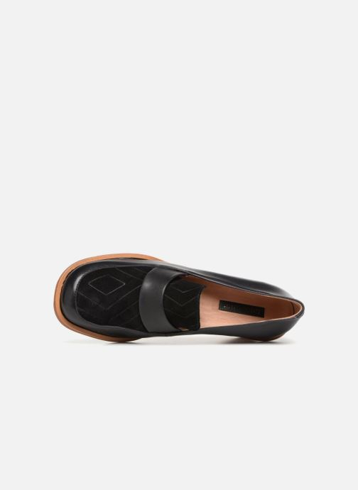 Mocassins Neosens Debina S567 Zwart links