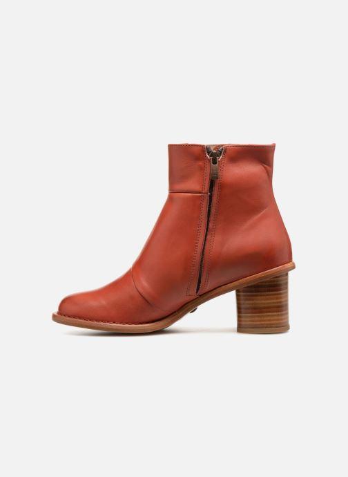 Boots en enkellaarsjes Neosens Debina S569 Rood voorkant