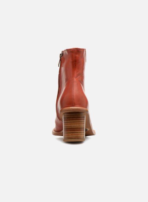 Boots en enkellaarsjes Neosens Debina S569 Rood rechts