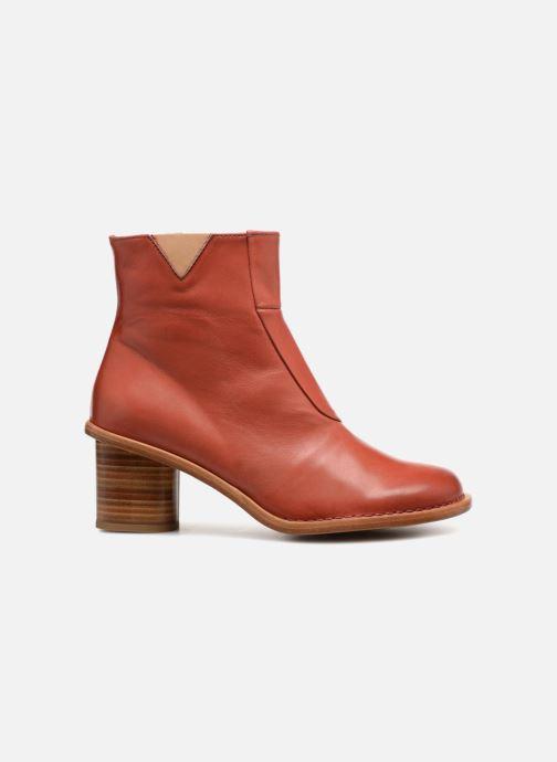 Boots en enkellaarsjes Neosens Debina S569 Rood achterkant