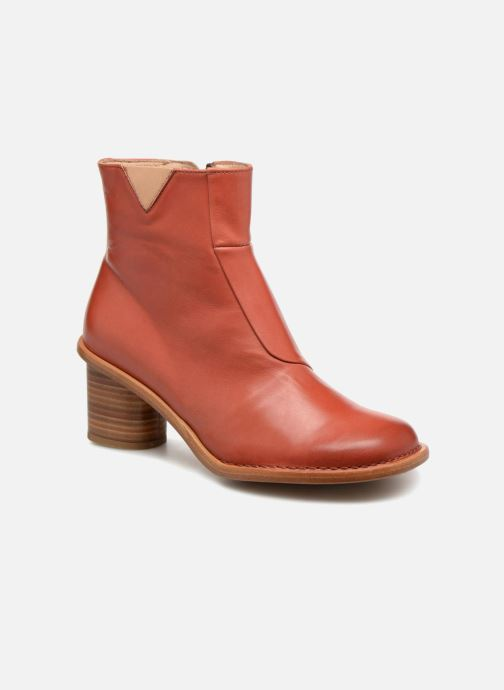 Boots en enkellaarsjes Neosens Debina S569 Rood detail