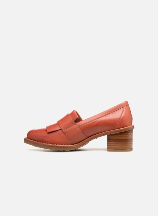 Loafers Neosens Bouvier S580 Red front view