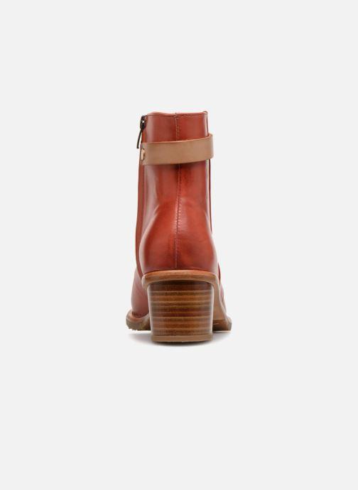 353448 amp; rot S585 Boots Neosens Bouvier Stiefeletten xOnYHYR