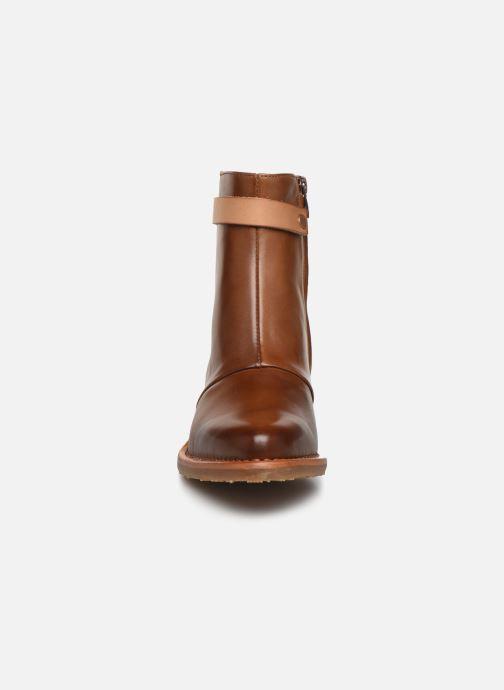 Bottines et boots Neosens Bouvier S585 Marron vue portées chaussures