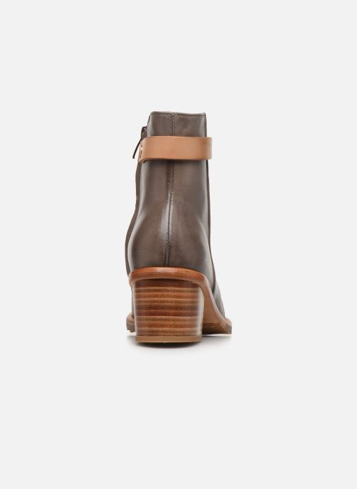 Bottines et boots Neosens Bouvier S585 Gris vue droite
