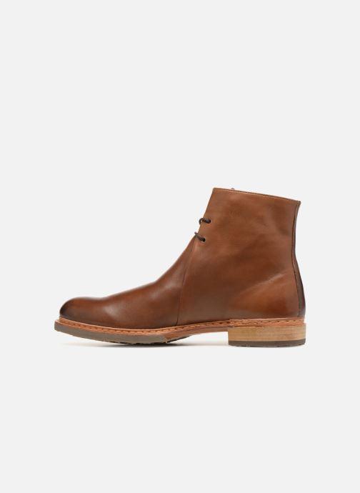 Bottines et boots Neosens Ferron S882 Marron vue face
