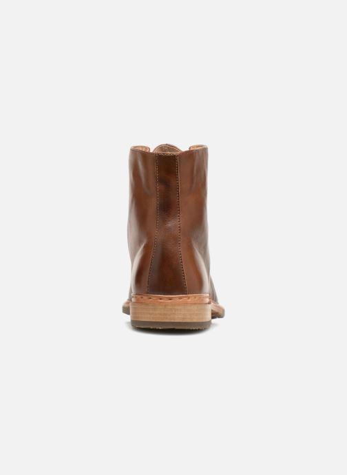 Bottines et boots Neosens Ferron S882 Marron vue droite