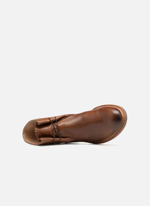 Bottines et boots Neosens Ferron S882 Marron vue gauche