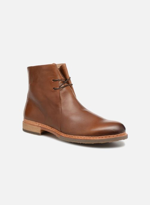Bottines et boots Neosens Ferron S882 Marron vue détail/paire