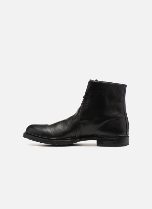 Boots en enkellaarsjes Neosens Ferron S882 Zwart voorkant