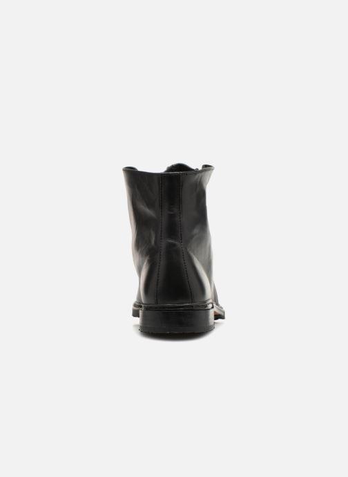 Boots en enkellaarsjes Neosens Ferron S882 Zwart rechts
