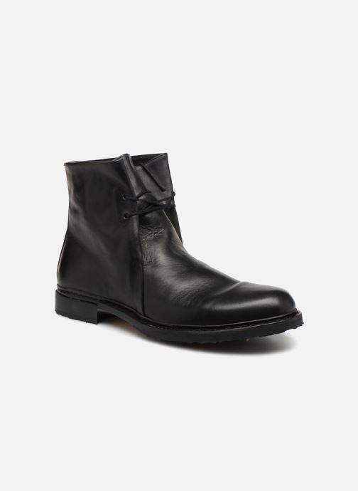 Boots en enkellaarsjes Neosens Ferron S882 Zwart detail