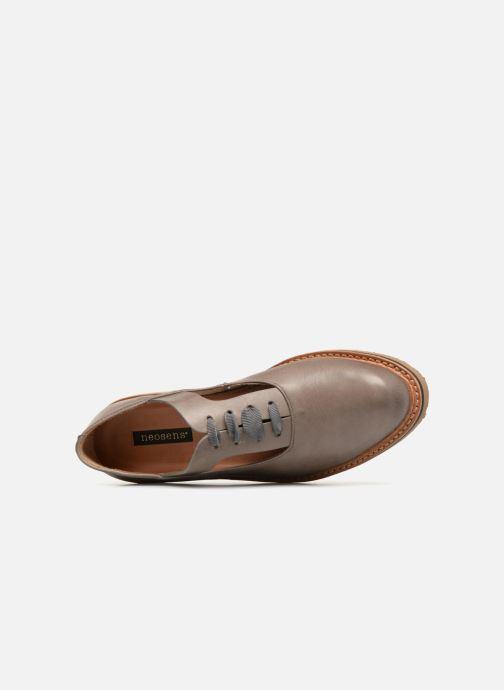 Chaussures à lacets Neosens Albilla S926 Gris vue gauche