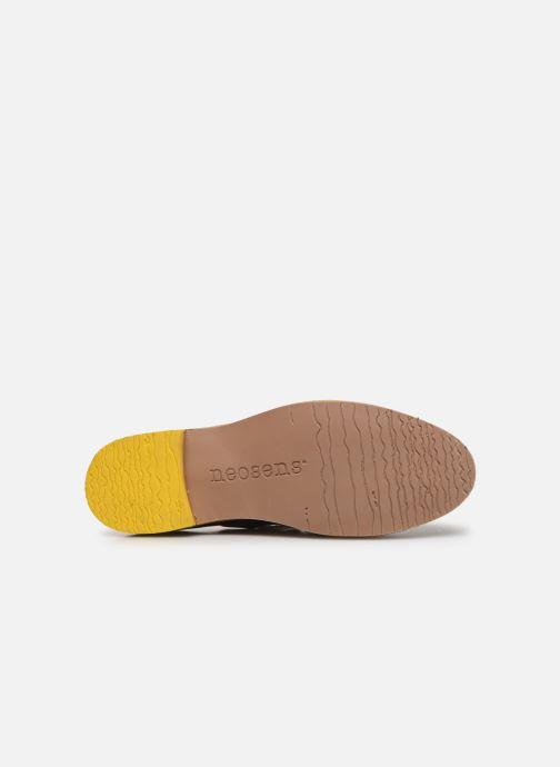 Chaussures à lacets Neosens Albilla S926 Marron vue haut