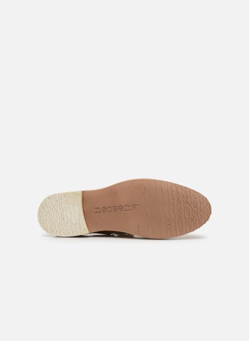 Zapatos con cordones Neosens Albilla S926 Beige vista de arriba